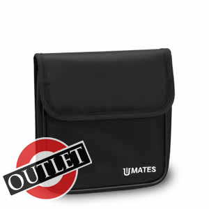 Padded pouch for your accessories like harddisks, CD/DVD drive, battery and more