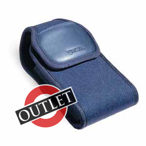 Padded pouch for handheld devices of hard-wearing Neoprene
